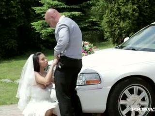 Här cums den bruden - redt