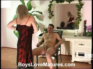 Silvia And Pete Kinky Mature Act
