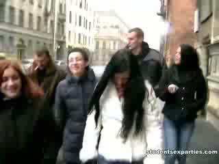 Russian Schoolgirl Prefers Heavy jizz shot to Studies