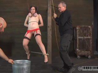Балерина needs дика taming