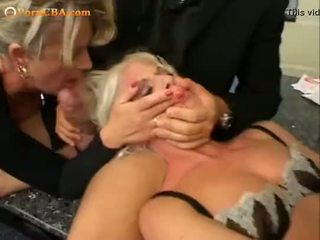 Granny just wanna have fun.