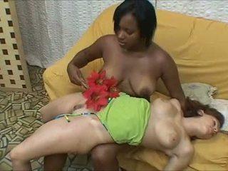 lesbians, ebony
