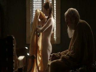 Sahara knite spill av thrones