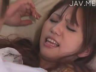 japanese, toys, babe, masturbation, uniform, asian