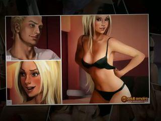 Nicole heat nejlepší porno komiks vůbec!