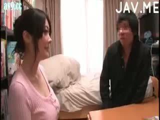 japonês, big boobs, ejaculação