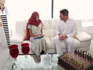 árabe, masaje, indio