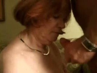 bbw, nenek, redheads