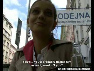 チェコ語 streets - lenka