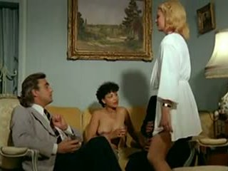 French Classic: Free Vintage Porn Video