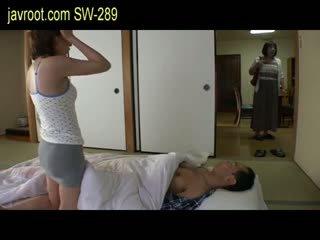 日本の, 赤ん坊, 微乳