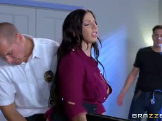 Brazzers - Cop fucks the info out of Lylith Lavey <span class=duration>- 7 min</span>