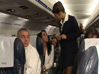 seragam, air hostesses
