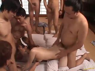 יפני, מציצה, מזרחי