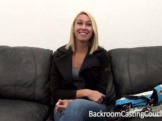 Anal ouch e ejaculação interna surpresa casting