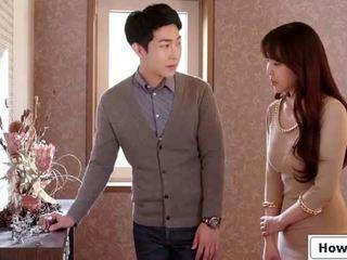Coréen xxx film clip