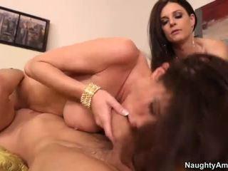 hardcore sex, hq suihin, tuore kolmikko