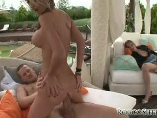 AnAlly Abased Nessa Devil Is Stuffed With A Throbbing Schlong In Her Tight Ass