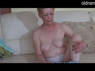 Solo stora vackra kvinnor grannyen masturbate
