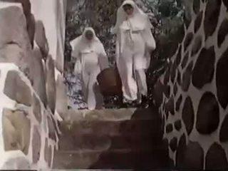 Depraved seks van nuns
