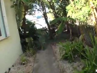 Draguta adolescenta swallows mare pula