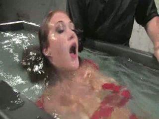 hardcore sex, me flokë pidhi, sex skllavërisë