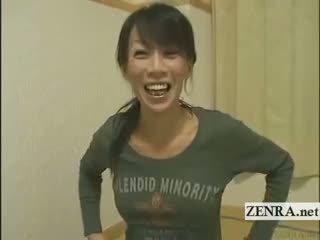 brunete, japānas, asian