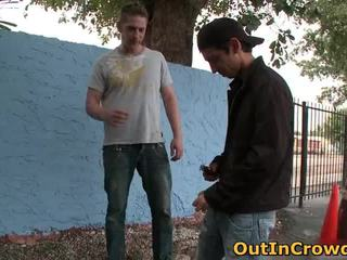 Hawt homosexuals पब्लिक सकिंग और एनस फक्किंग