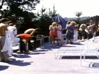 Retro Cfnm Scene From Carnal Olympics