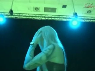 Lucy cat - bj în the in spatele scenei