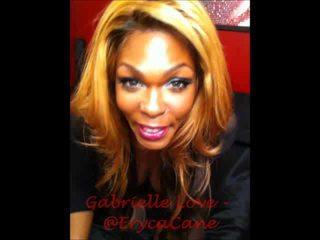 Gabrielle tình yêu aka @erycacane rainy ngày solo quảng