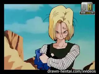 Dragon ball pornograpya - winner gets android 18
