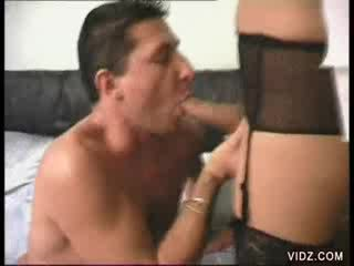 Horny Tranny tramp fucks Muscled guy