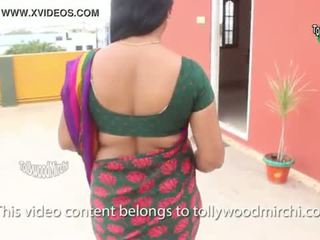 Indian house owner daughter tempted by young bachelor. HD