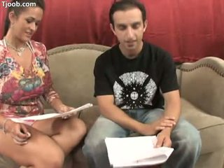 brunette movie, oral sex porn, online deepthroat video