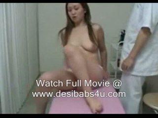Ιαπωνικό κορίτσι σώμα μασάζ @ wwwdesibabs4uco