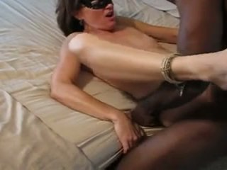 Aýaly first time with a bbc