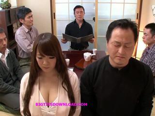Asiatique grand seins sexy pose, gratuit japonais porno être