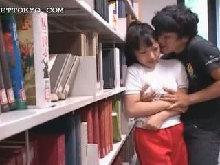 giapponese, adolescenza, micio