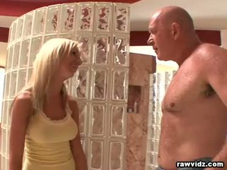 oral sex, deepthroat, old