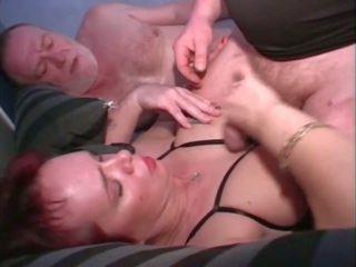 Němec trojice: volný orgie porno video ab