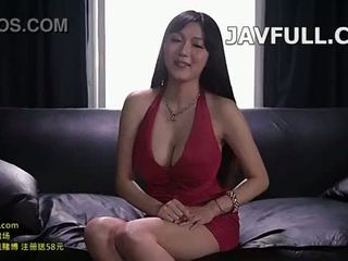 porno, velký, prsa