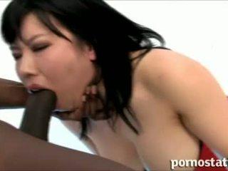deep throat, big dick, japansk