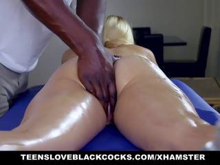 Tlbc - Sexy Blonde Fucked by Masseur, HD Porn ff