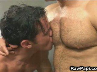 Sexy Latin Queer Bareback Fuck