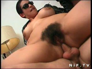 dubbele penetratie, frans, anaal