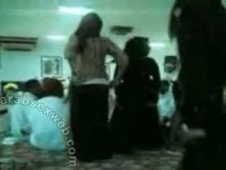 Arab hijab kiimas rühm dance-asw395