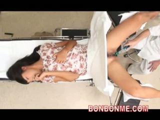 Obstetrics और gynecology डॉक्टर गड़बड़ उसके मिल्फ रोगी 05