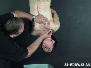 Oral seks üstsüz arasında suspended anal creampie slaveslut mei
