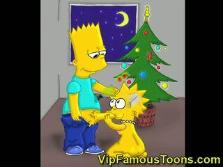 מפורסם toons חג המולד אורגיה